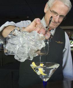 10 min martini