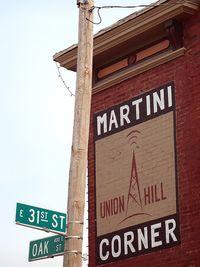 Martini-corner