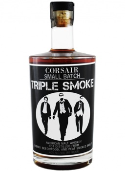 Corsair Triple Smoke Single Malt Whiskey